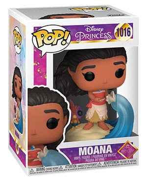 Pop! Disney MOANA (Ultimate Princess)(Available for Pre-Order)