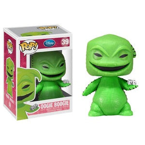 Funko Pop! Disney #39 OOGIE BOOGIE (The Nightmare Before Christmas) - Brads Toys