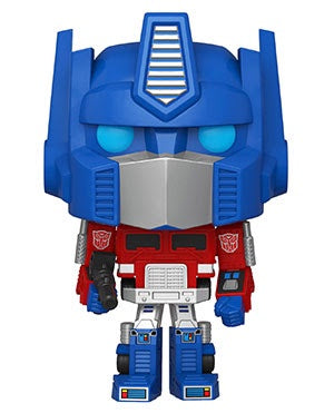 Pop! Vinyl OPTIMUS PRIME (Transformers)(Available for Pre-Order)