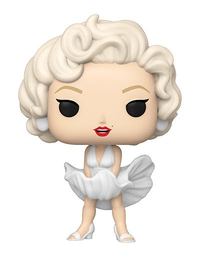 Funko Pop! MARILYN MONOROE (White Dress)(Available for Pre-Order)