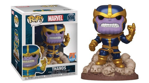 Funko Pop! Marvel THANOS SNAP (Previews Exclusive)(Available for Pre-Order)