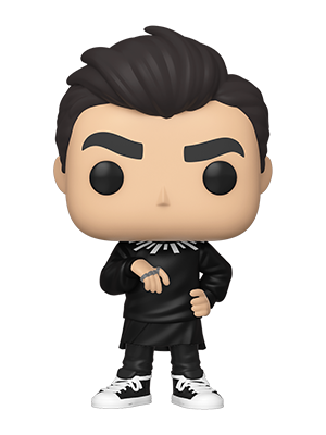 Pop! TV DAVID ROSE  w/Chase (Schitt's Creek)