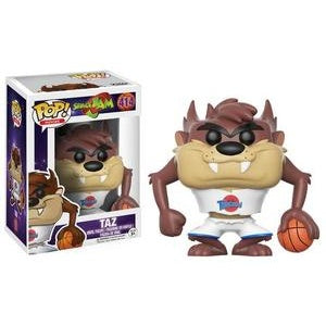 Funko Pop! Movies #414 TAZ (Space Jam) - Brads Toys