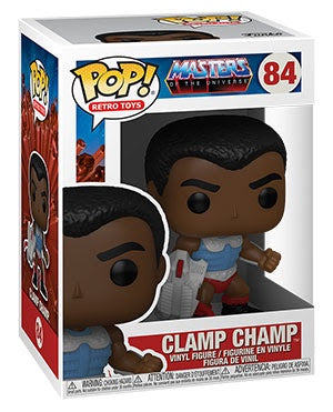 Pop! Retro Toys CLAMP CHAMP (Masters of the Universe)(Available for Pre-Order)