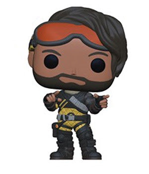 Funko Pop! Games MIRAGE (Apex Legends) - Brads Toys