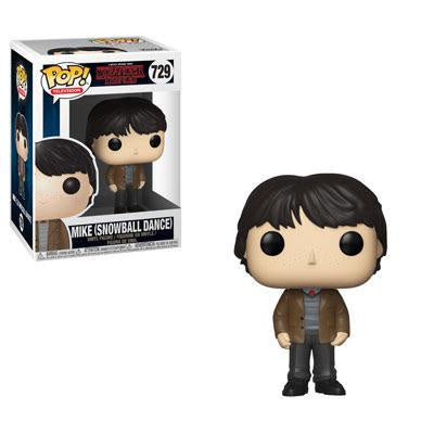 Funko Pop! Television #729 MIKE SNOWBALL DANCE (Stranger Things) - Brads Toys