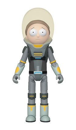 Funko Action Figure SPACE SUIT MORTY - Brads Toys