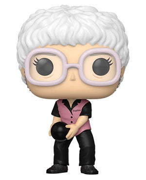 Pop! TV SOPHIA in Bowling Uniform (Golden Girls)(Available for Pre-Order)