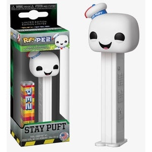 Funko Pop! PEZ STAY PUFT (Ghostbusters) - Brads Toys