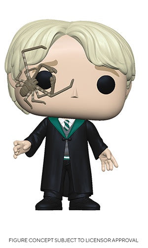 Funko Pop! Harry Potter MALFOY w/WHIP SPIDER (Available for Pre-Order) - Brads Toys