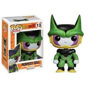 Funko Pop! Animation #13 PERFECT CELL (Dragonball Z) - Brads Toys