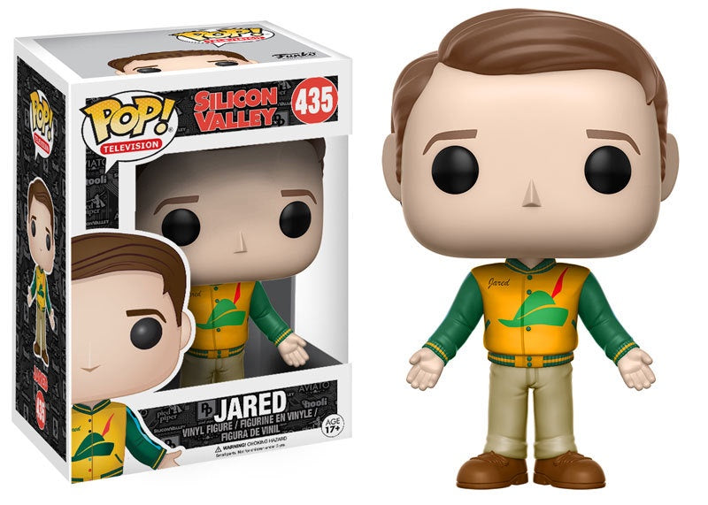 Funko Pop! Television #435 JARED (Silicon Valley) - Brads Toys