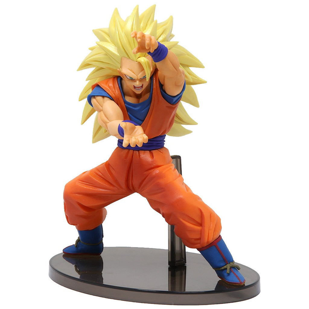 Banpresto Father & Son SUPER SAIYAN 3 SON GOKU (Dragon Ball Super) - Brads Toys