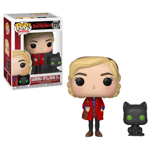 Pop! TV SABRINA SPELLMAN & SALEM