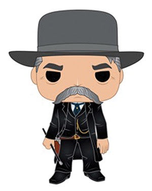 Funko Pop! Movies VIRGIL EARP (Tombstone) - Brads Toys