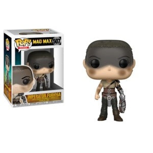 Funko Pop! Movies #507 IMPERATOR FURIOSA (Mad Max Fury Road) - Brads Toys
