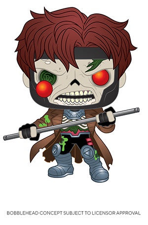 Pop! Marvel ZOMBIES GAMBIT (Available for Pre-Order)