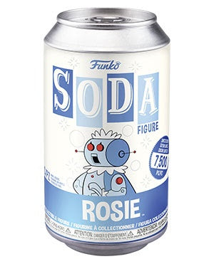 Vinyl Soda ROSIE w/Chase (the Jetsons)(Available for Pre-Order)