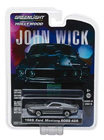 1969 Ford Mustang BOSS 429 John Wick Limited Edition