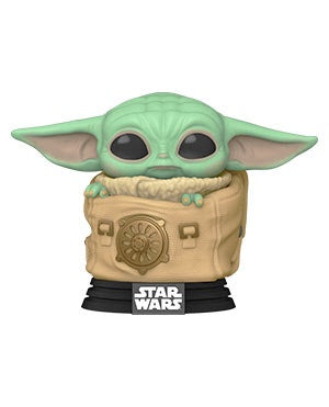 Pop! Star Wars The CHILD w/BAG #405 (the Mandalorian)(Available for Pre-Order)