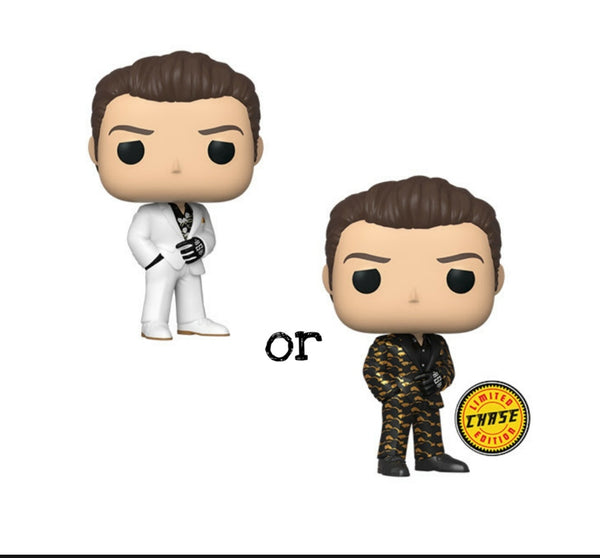 Funko Pop! Heroes ROMAN SIONIS w/Chase Variant (Birds of Prey) - Brads Toys