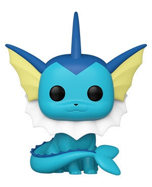 Pop! Games VAPOREON (Pokemon)(Available for Pre-Order)