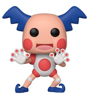 Funko Pop! Pokemon S2 MR. MIME (Available for Pre-Order)