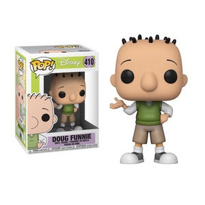 Funko Pop! Disney #410 DOUG FUNNIE (Doug) - Brads Toys