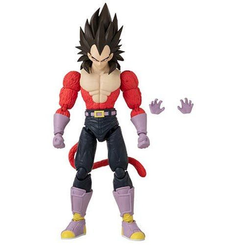 Dragon Stars Series 13 SUPER SAIYAN 4 VEGETA (Dragonball GT) - Brads Toys