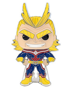 Pop! Pin ALL MIGHT (My Hero Academia)