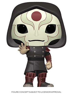 Funko Pop! Animation AMON (Legend of Korra)(Available for Pre-Order) - Brads Toys