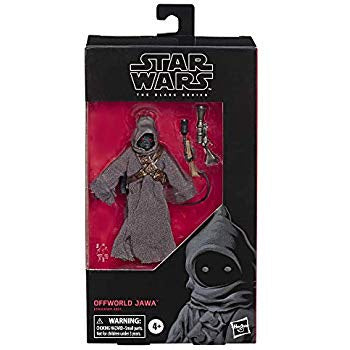 "Star Wars The Black Series 6"" OFFWORLD JAWA (The Mandalorian) - Brads Toys"