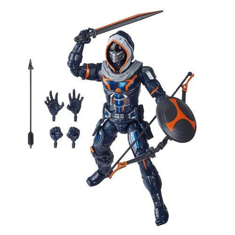 Marvel Legends Crimson Dynamo Series TASKMASTER (Black Widow 2020)