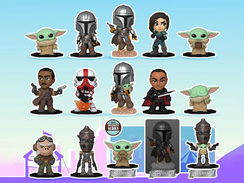 Mystery Mini THE MANDALORIAN Specialty Series Exclusive (Available for Pre-Order)