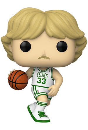 Pop! NBA Legends LARRY BIRD (Celtics Home)(Available for Pre-Order) - Brads Toys