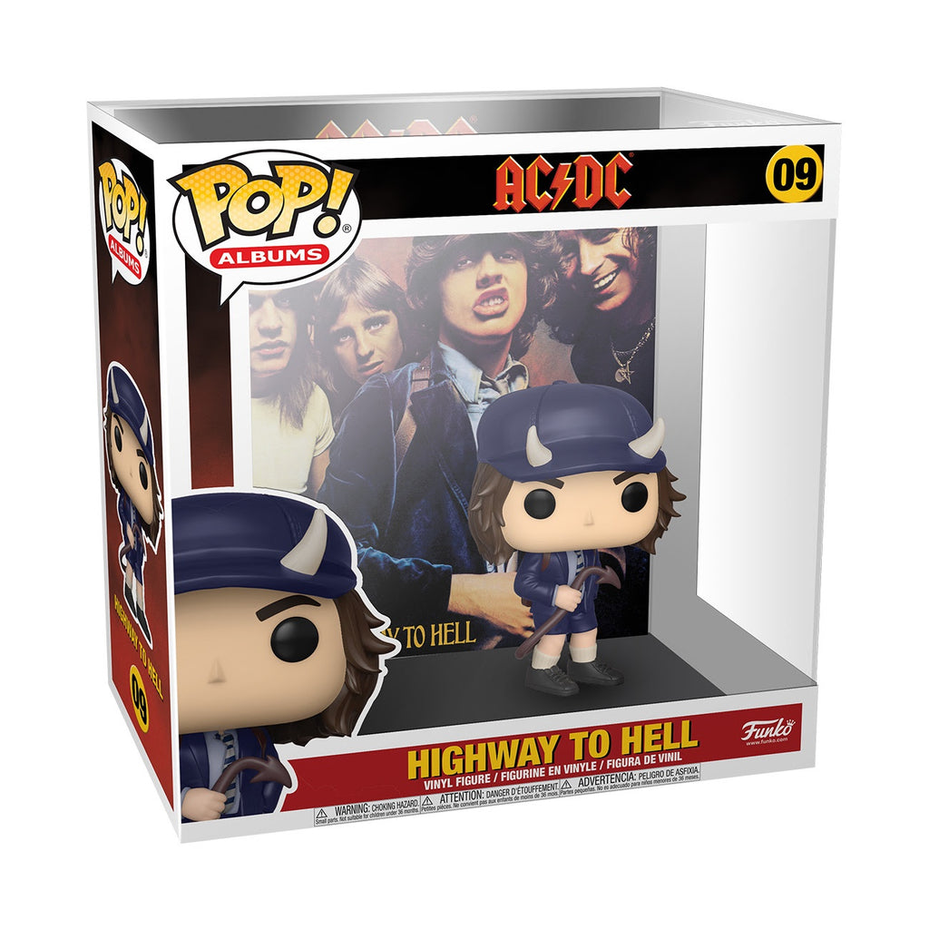 Pop! Albums HIGHWAY to HELL (AC/DC)(Available for Pre-Order)