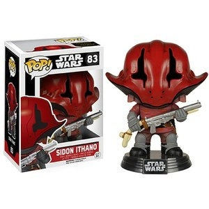 Funko Pop! Star Wars #83 SIDON ITHANO (The Force Awakens)