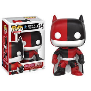 Funko Pop! Heroes #124 HARLEY QUINN IMPOPSTER (Batman) - Brads Toys