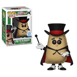 Funko Pop! Ad Icons FRUIT PIE THE MAGICIAN Funko Shop Exclusive (Hostess) - Brads Toys