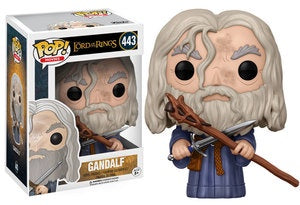 Funko Pop! Movies #443 GANDALF (Lord of the Rings) - Brads Toys
