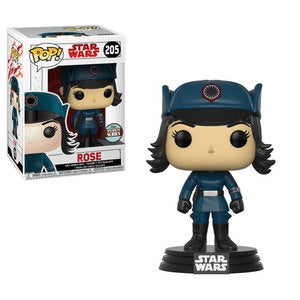 Funko Pop! Star Wars 3205 ROSE In Disguise (The Last Jedi) Specialty Series - Brads Toys
