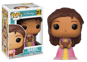 Funko Pop! Disney #317 ISABEL (Elena of Avalor) - Brads Toys