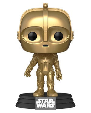 Pop! Star Wars Concept C-3PO (Available for Pre-Order)