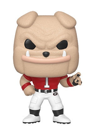 Funko Pop! College HAIRY DAWG (University of Georgia) - Brads Toys