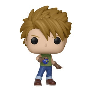 Funko Pop! Animation #430 MATT ISHIDA (Digimon) - Brads Toys