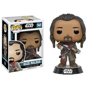 Funko Pop! Star Wars #141 BAZE MALBUS (Rogue One) - Brads Toys