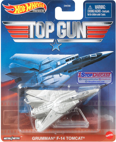MTDMC55C1 Hot Wheels Replica Entertainment 2021 Mix 1 GRUMMAN F-1 TOMCAT