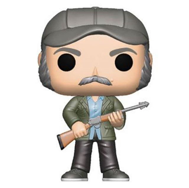 Funko Pop! Movies QUINT (JAWS)
