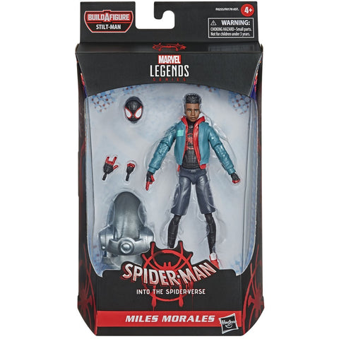 Spider-Man Marvel Legends 6-Inch Action Figures Wave 1 #HSF0170A MILES MORALES