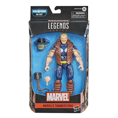Marvel's Thunderstroke Joe Fixit BAF Legends